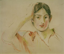 B.Morisot, Jeanne Pontillon by AKG  Images