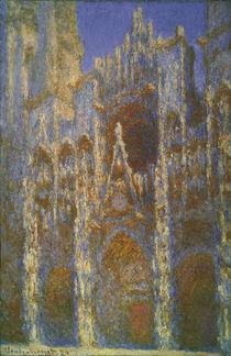 Monet/Kathedrale Rouen Fassade/1892-94 von AKG  Images