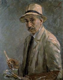 Max Liebermann, Selbstbildnis 1929 von AKG  Images