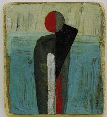 K.Malewitsch, Symbolistische Figur by AKG  Images