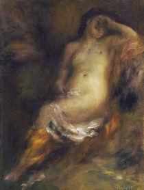A.Renoir, Im Schlaf versunkene Badende von AKG  Images