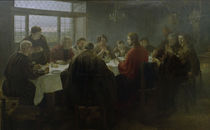 F.v.Uhde, Abendmahl by AKG  Images