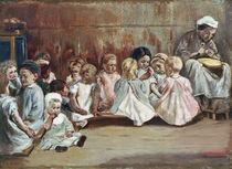 M.Liebermann, Kleinkinderschule by AKG  Images