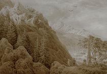 C.D.Friedrich, Der Herbst by AKG  Images