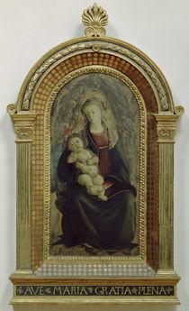 Botticelli, Madonna in der Engelsglorie von AKG  Images