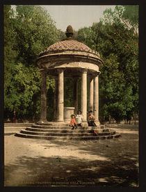 Rom, Villa Borghese, Tempietto di Diana von AKG  Images
