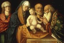 Giov.Bellini, Darstellung im Tempel von AKG  Images