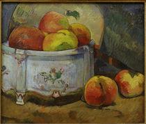 P.Gauguin, Stilleben mit Pfirsichen by AKG  Images