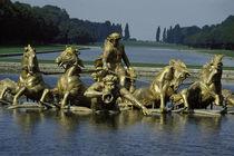 Versailles, Schlosspark, Bassin d'Apollon by AKG  Images