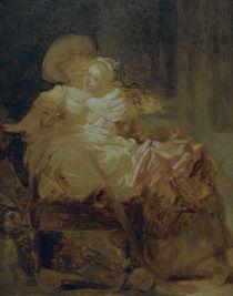 J. H. Fragonard, Zwei Schwestern von AKG  Images