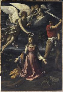 G.Reni, Martyrium der Hl.Katharina by AKG  Images