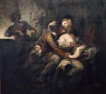 J.H.Fuessli, Paolo u. Francesca by AKG  Images
