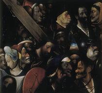 Hieronymus Bosch, Die Kreuztragung by AKG  Images