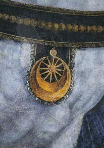 A.Mantegna, Cam.Sposi, Schmuckscheibe von AKG  Images