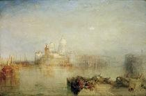 W.Turner, Dogana und S.Maria della Sal. von AKG  Images