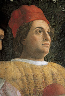 Gianfrancesco Gonzaga / Mantegna by AKG  Images