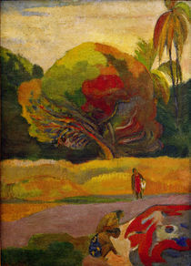 Paul Gauguin/ Frauen am Fluss von AKG  Images