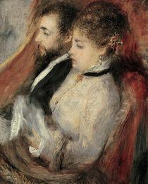 A.Renoir, Die kleine Loge by AKG  Images