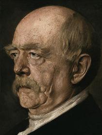 Otto von Bismarck / Gem.v.Lenbach von AKG  Images