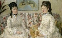 B.Morisot, Die Schwestern by AKG  Images