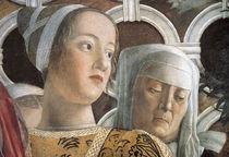 Barbara Gonzaga v.Wuerttemberg / Mantegna von AKG  Images