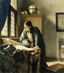 Vermeer, Der Geograph von AKG  Images