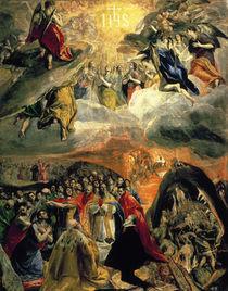 El Greco/ Traum Philips II./ um 1577 von AKG  Images
