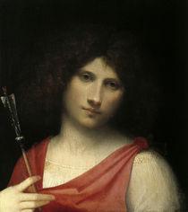 Giorgione, Knabe mit Pfeil von AKG  Images