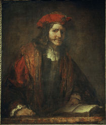 Rembrandt, Portraet eines Magistraten by AKG  Images