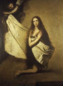 Ribera, Die Heilige Agnes im Gefaengnis von AKG  Images