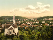 Bad Suderode (am Harz) / Photochrom by AKG  Images