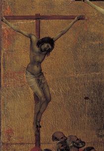 Duccio, Kreuzigung Christi, Schaecher von AKG  Images