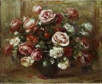 A.Renoir, Rosenstilleben by AKG  Images