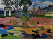 Gauguin, Mahana no atua by AKG  Images