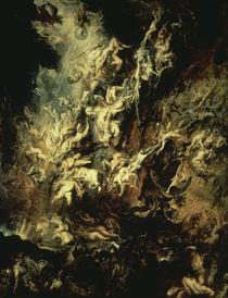 P.P. Rubens, Hoellensturz der Verdammten by AKG  Images