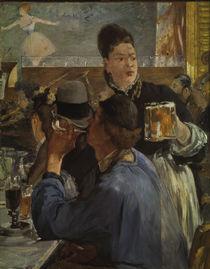 Manet/Die Kellnerin/1878-79 by AKG  Images