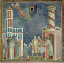 Giotto, Befreiung des Haeretikers Petrus by AKG  Images