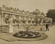 Potsdam, Schloss Sanssouci / Foto Levy by AKG  Images