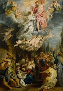 P.P.Rubens, Himmelfahrt Mariens von AKG  Images