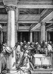 Duerer, Die Darstellung im Tempel by AKG  Images