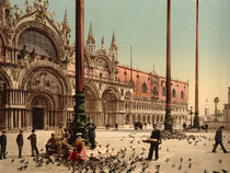 Venedig, S.Marco / Photochrom by AKG  Images