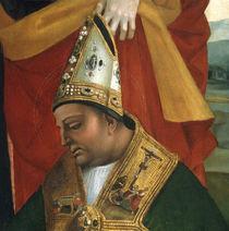 L.Signorelli, Kopf des Hl.Athanasius von AKG  Images