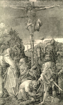 Duerer, Christus am Kreuz / Gruen.Pass. von AKG  Images