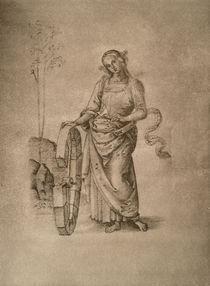 Perugino, Katharina von Alexandrien by AKG  Images