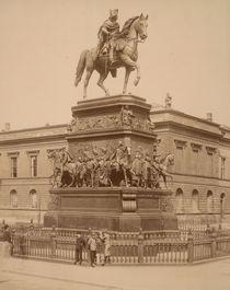 Berlin, Denkmal Friedrich d.Grossen/Levy by AKG  Images
