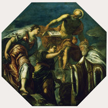 Girolamo Priuli u.a. / Tintoretto von AKG  Images