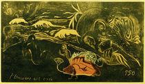P.Gauguin, Die Welt ist erschaffen by AKG  Images