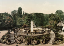 Bad Nauheim, Grosser Sprudel / Photochrom by AKG  Images