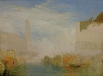 W.Turner, Venedig,Vermaehlung des Dogen von AKG  Images