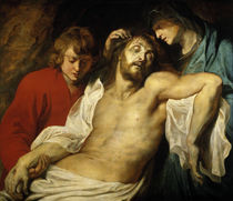 Peter Paul Rubens, Die Beweinung Christi by AKG  Images